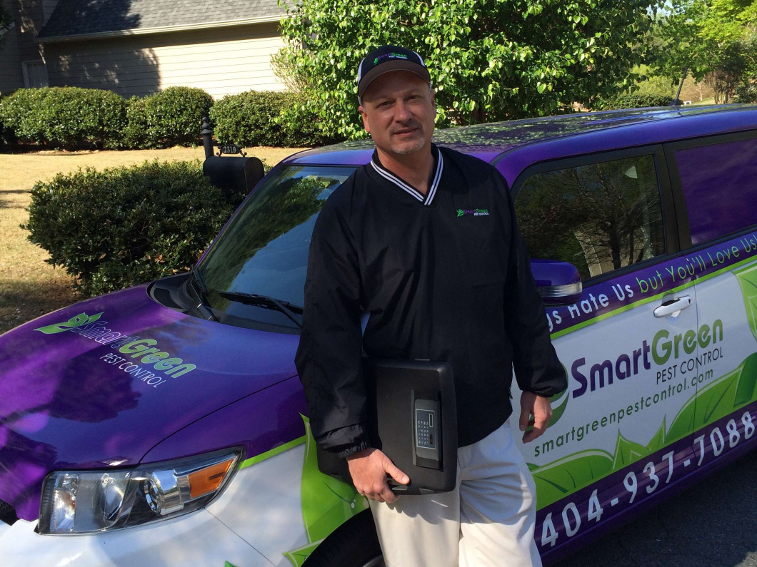 Pest Control in Woodstock, GA and surrounding areas including Atlanta and Kennesaw